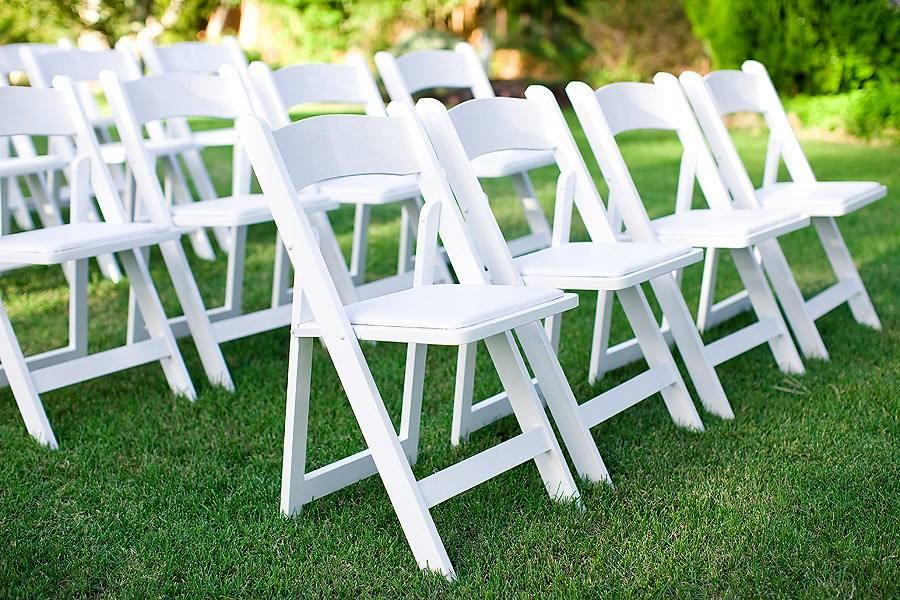 השכרת כסאות מתקפלים לאירועים